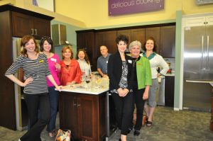Designers attend event hosted by Friedman's Appliances