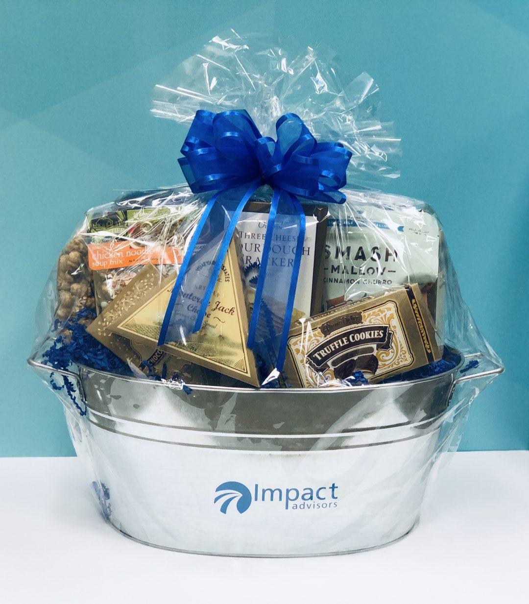 Impact Advisors Gift Basket