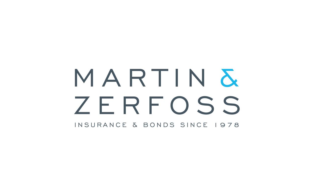 Martin & Zerfoss Logo