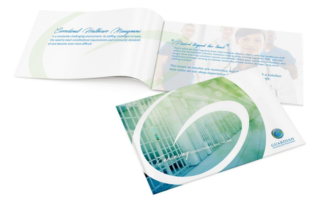 Guardian Healthcare Providers Correctional Healthcare Brochure