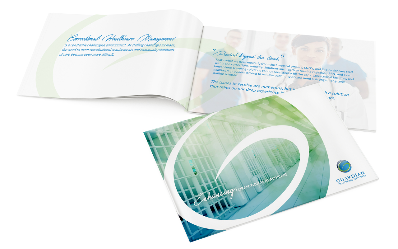 Guardian Healthcare Providers Correctional Healthcare Brochure