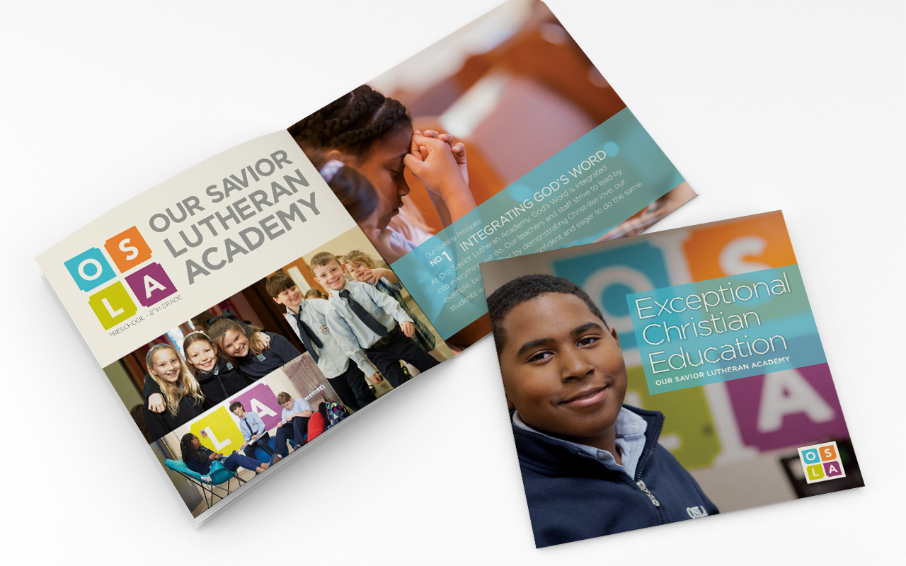 Our Savior Lutheran Academy Booklet