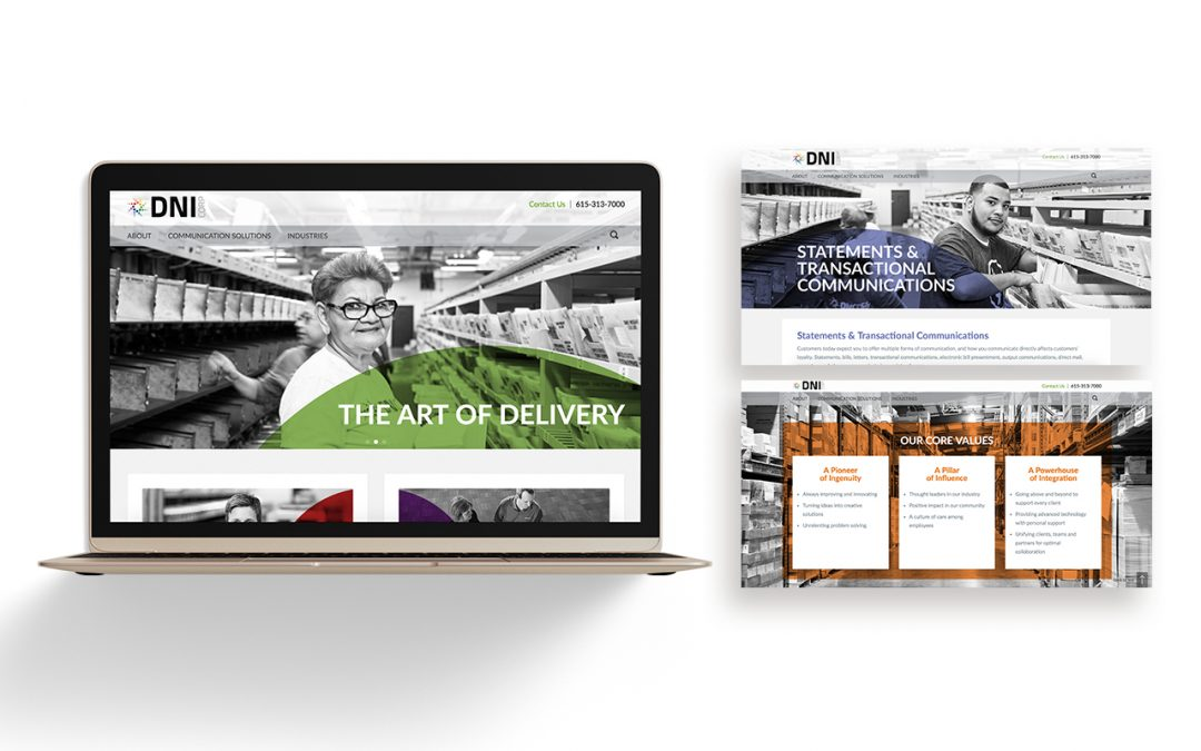 DNI Corp Website