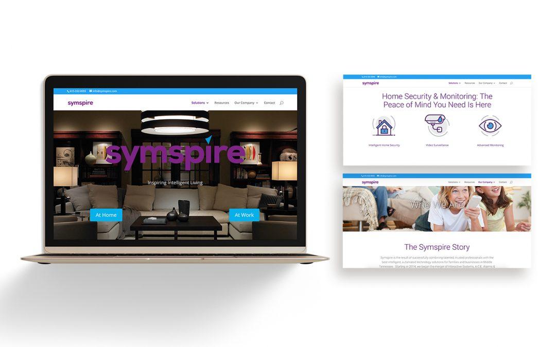 Symspire Website