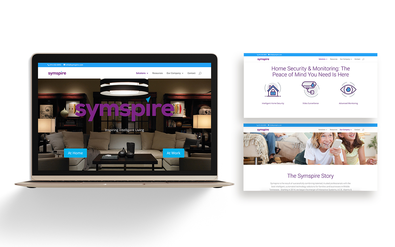Symspire Website