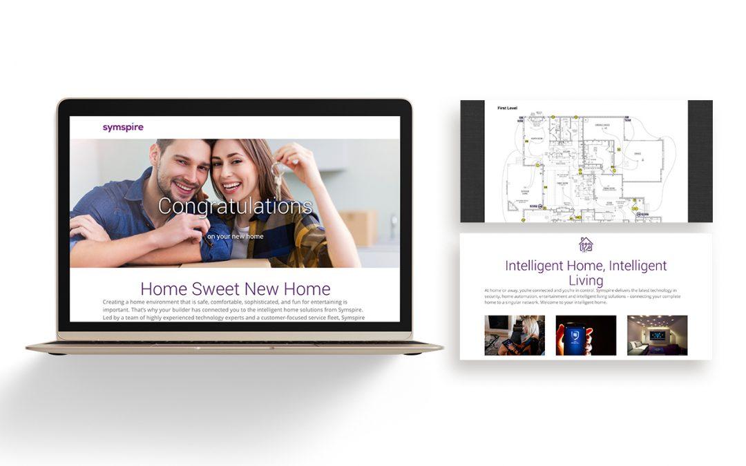 Portfolio Image for Symspire New Home DLP