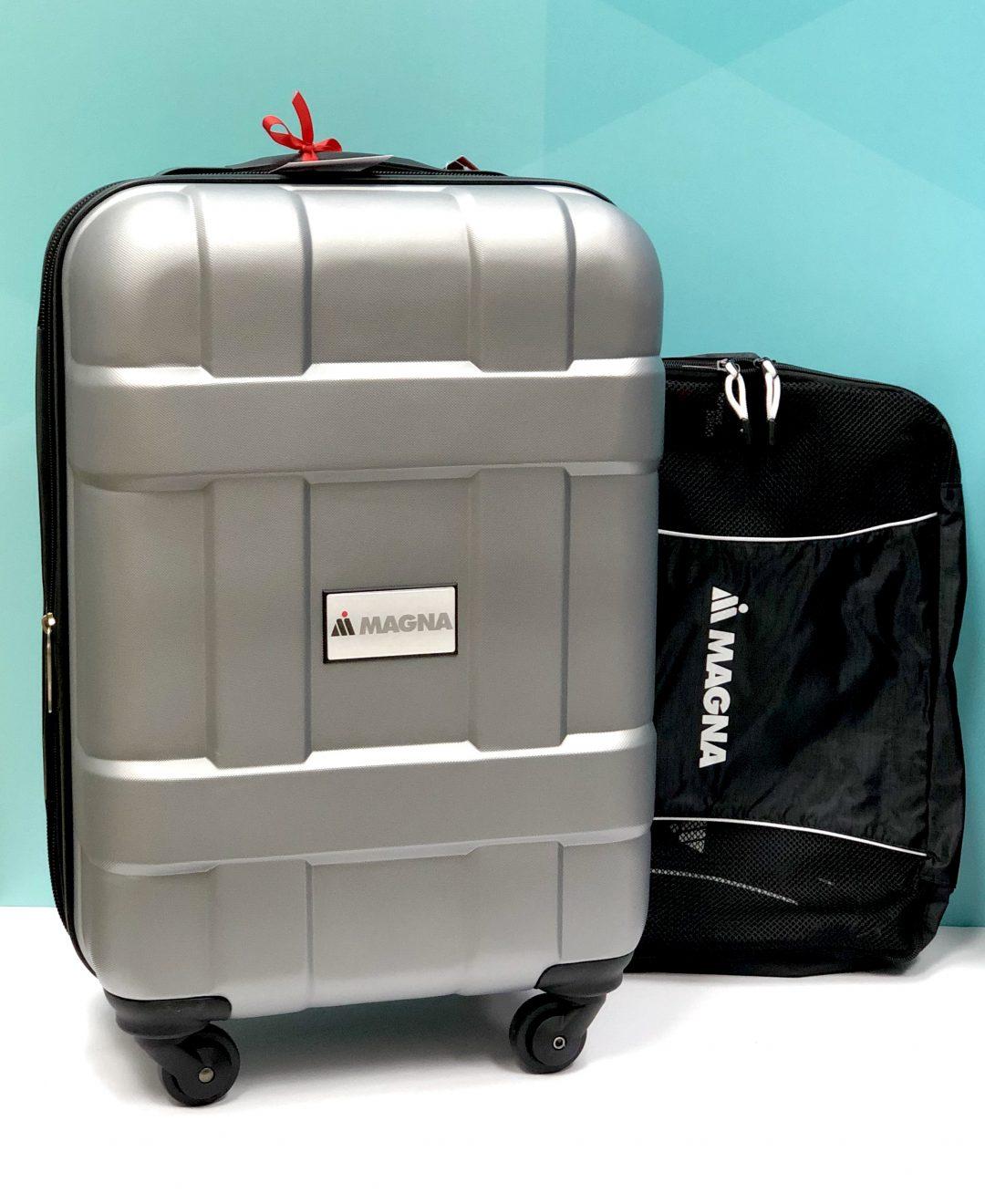 Magna luggage gift