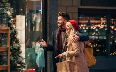 An Elevated Holiday Shopping Customer Experience