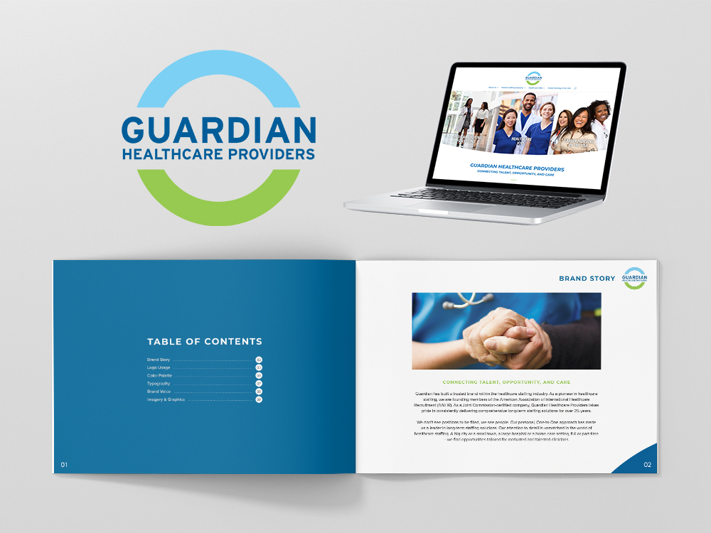 Guardian Healthcare Providers Brand Guide