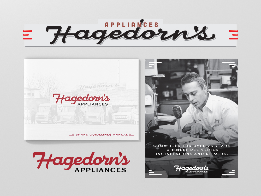 Hagedorns Brand Guide