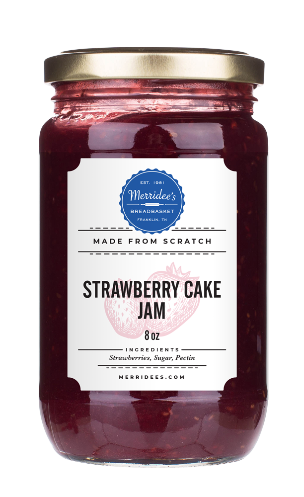 Merridee's Jam Jar Lable