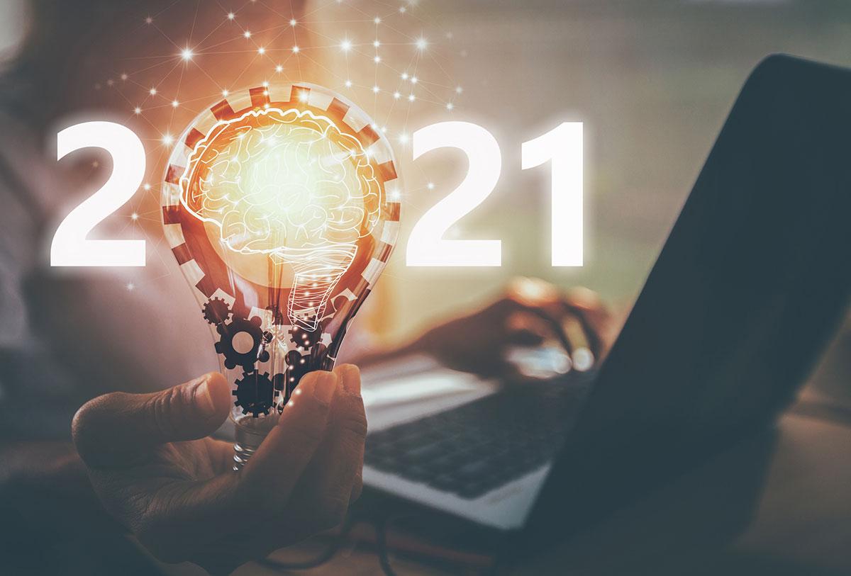 2021 Light Bulb Idea