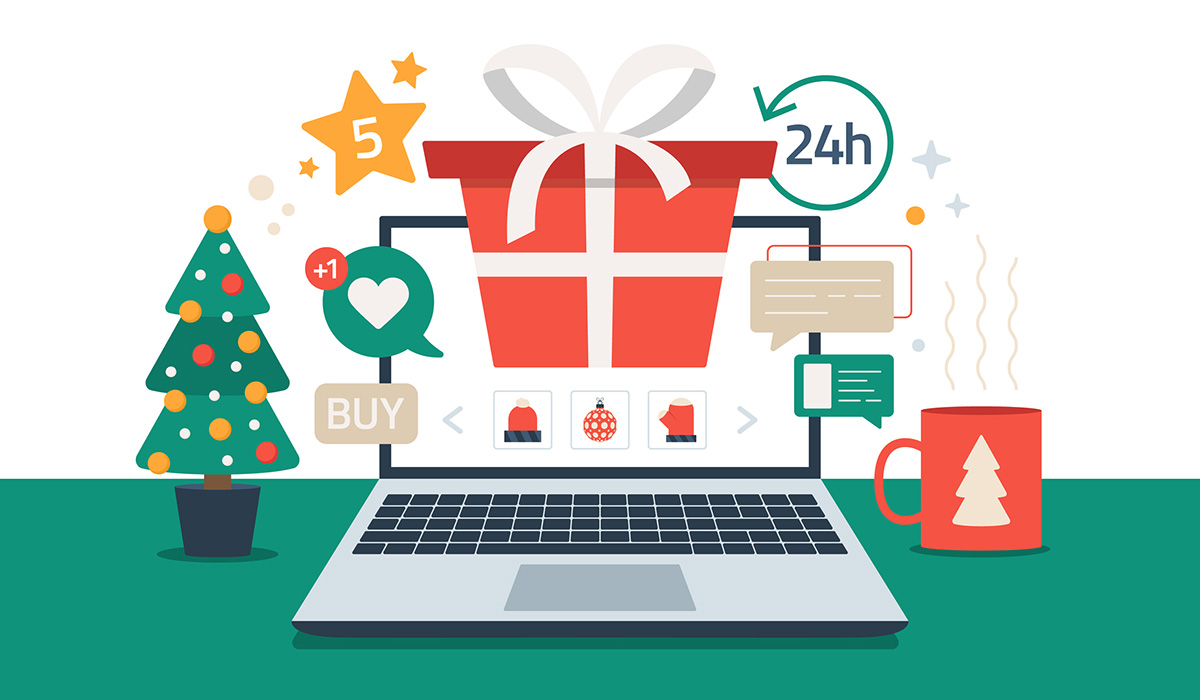 Online Holiday Marketing Strategy